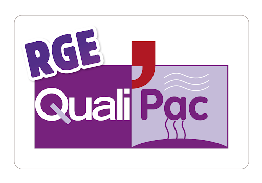 Logo Reconnu garant de l'environnement quali pac