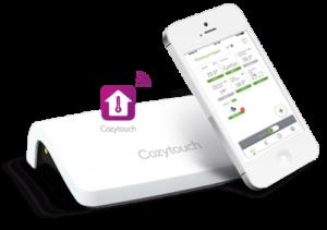 Application Cozytouch et son boîtier